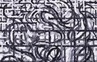 Il Verso - 2014, olio su tela, cm 50x50