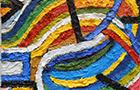 NovaPictura 2 - 2014, olio su tela, cm 25x20