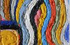 Sud - 2014, olio su tela, cm 20x15