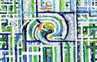La Vergine e il Bambino - 2010, acrilico su carta intelata, cm 33x48