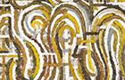 Il colloquio dei 3 pesci - 2013, olio su tela, cm 50x50
