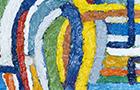 Il pesce parlante - 2013, olio su tela, cm 20x25