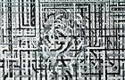 La musica di N. Piovani a Villa Torlonia si effonde sulle mura di Frascati - 2010, acrilico su tela, cm 97x100