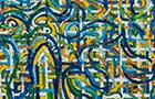 La pesca miracolosa - 2013, olio su tela, cm 200x150