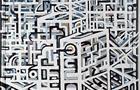 Macchina urbana clic - 2007, acrilico e olio su tela e legno, cm 131,5x87
